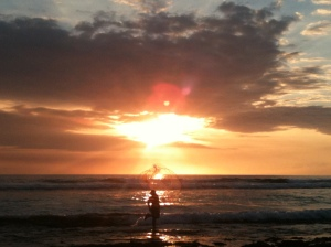 Another Psalm 113:3 moment in Hawaii.