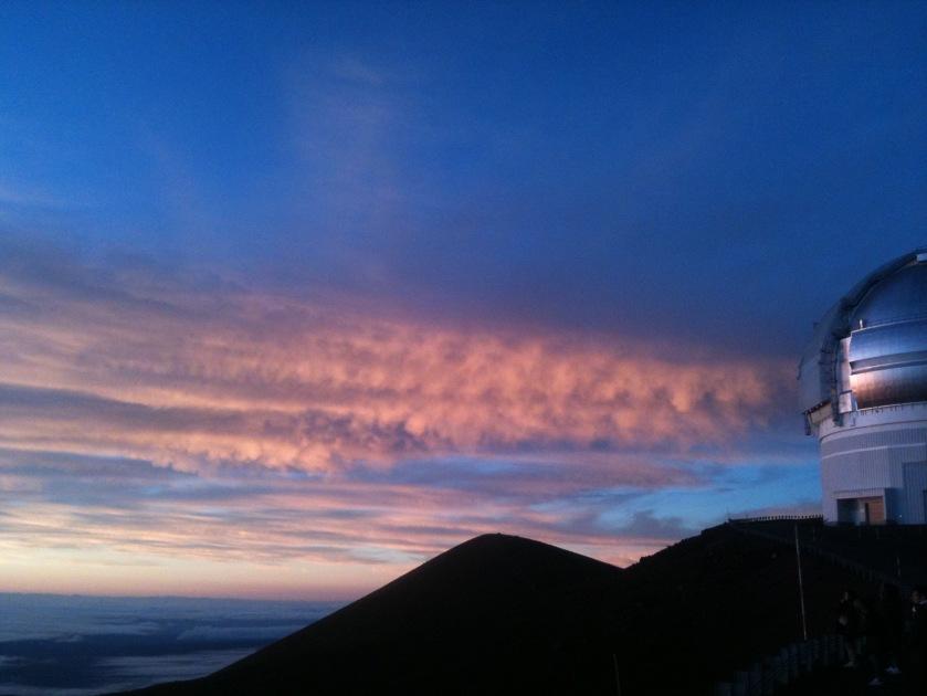 Mauna KeaSunrise 9.29.12